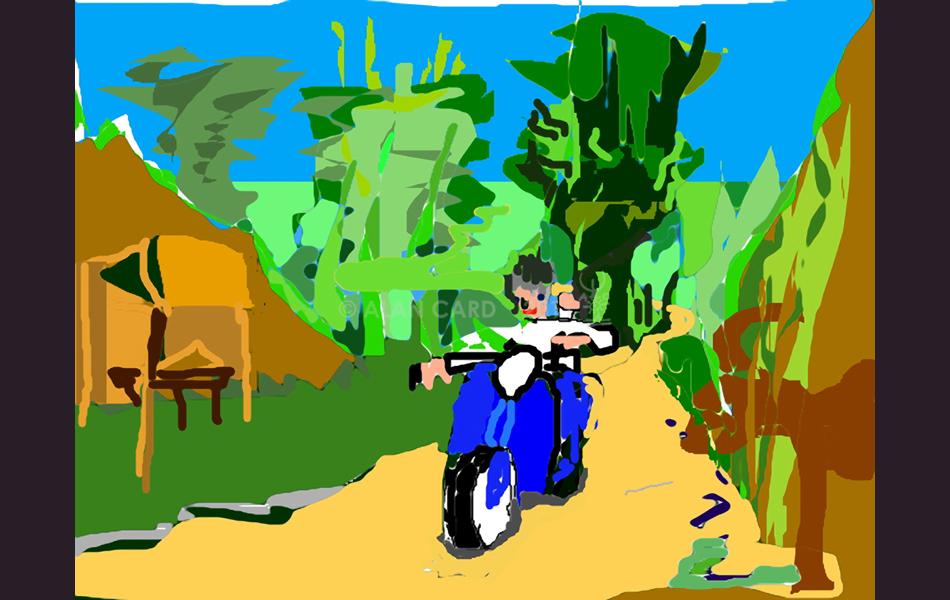 Thai motor scy